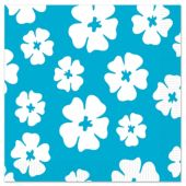 Hibiscus Lunch Napkins-16 Pack